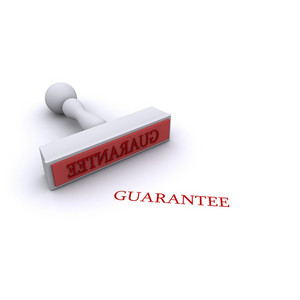 Guarantee Stamp