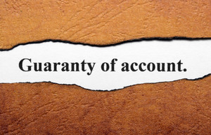 Guaranty Of Account
