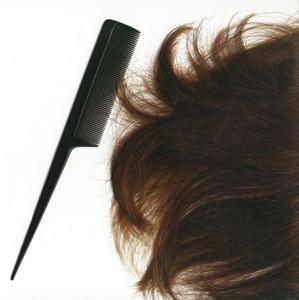 Hair And Hairbrush
