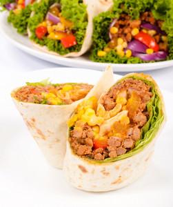Half Burrito