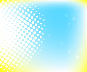 Halftone - Vector Background