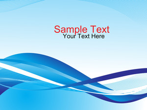 Halftone Wave Vector Concept And Sample Text
