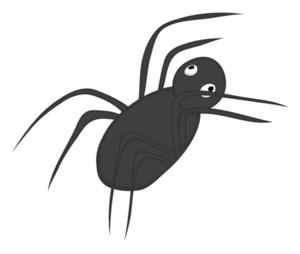 Halloween Ant Spider
