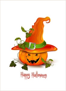 Halloween Background Vector Illustration