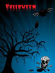 Halloween Background Wallpaper