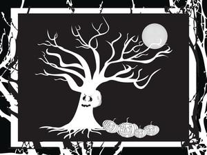 Halloween Bakground