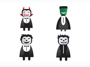 Halloween Cartoon Series