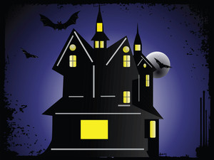 Halloween Cityscape Background_2