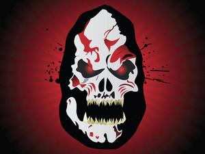 Halloween Designer Mask 10