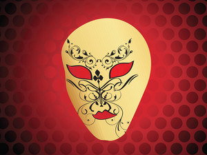 Halloween Designer Mask 14