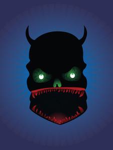 Halloween Designer Mask 1