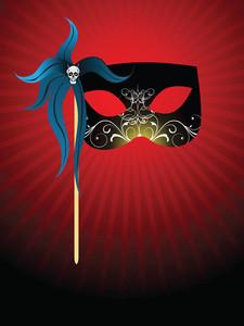 Halloween Designer Mask 2