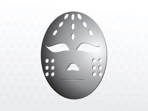 Halloween Designer Mask 4