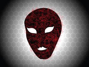 Halloween Designer Mask 5