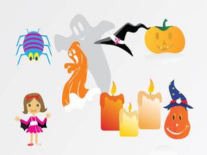 Halloween Eve Elements