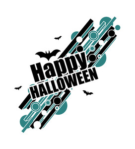Halloween Graphic Background