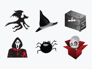 Halloween Icons Set_11
