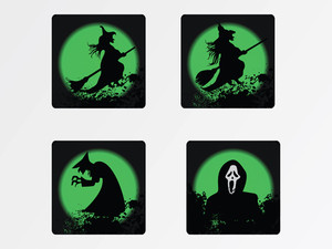 Halloween Icons Set_2