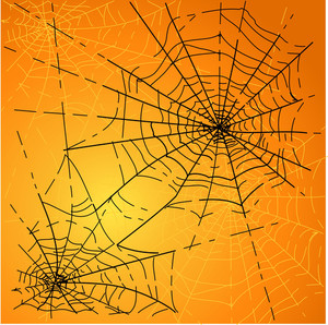 Halloween Spiders Web