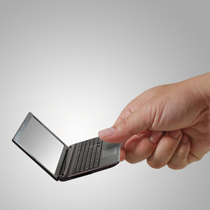 Hand Picks Laptop