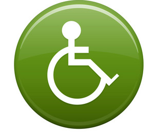 Handicap Green Circle