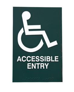 Handicapped Signboard