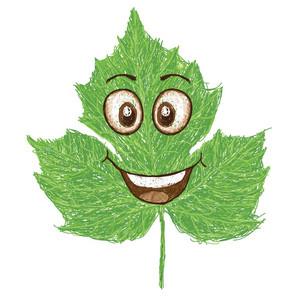 Happy Chaya Leaf