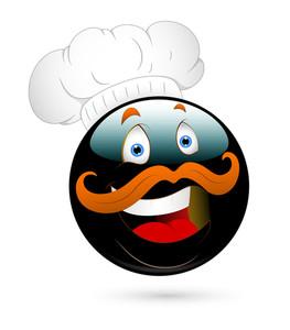 Happy Chef Smiley