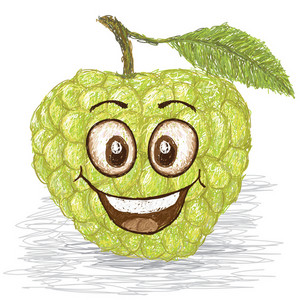 Happy Custard Apple