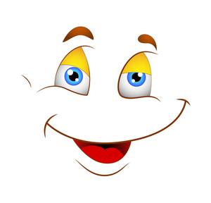 Happy Cute Face