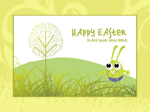 Happy Easter Day Wallpaper