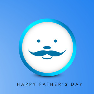 Happy Fathers Day Concept