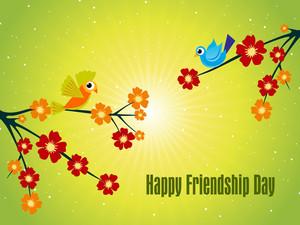 Happy Friendship Day Card