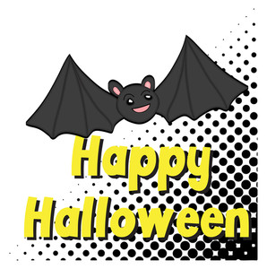 Happy Halloween Graphic Design