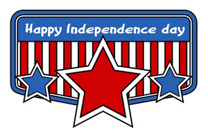 Happy Independence Day Clip Art