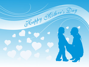 Happy Mother Day Background