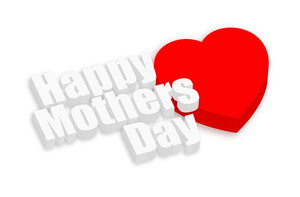 Happy Mother's Day Greeting Banner