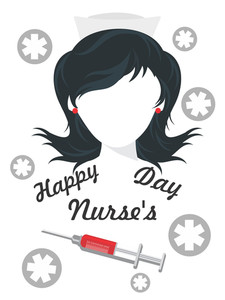 Happy Nurse's Day Background