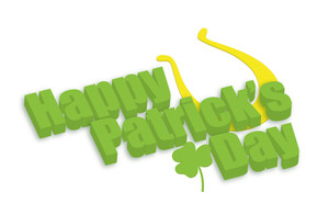 Happy Patrick's Day Greeting
