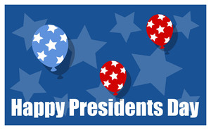 Happy Presidents Day Sale