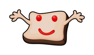 Happy Sandwich Smiley