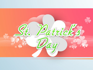 Happy St. Patrciks Day Celebrations Flyer