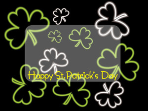 Happy St Patrick Day Background