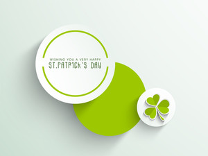 Happy St. Patrick's Day Celebrations Sticker