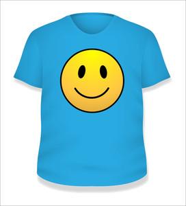 Happy T-shirt Vector Design