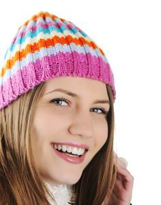 Happy Winter Beautiful Girl