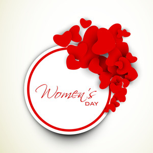Happy Womens Day Sticker