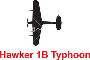 Hawker 1b Typhoon