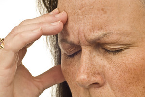 Headache Grief Worry or Fatigue
