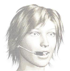 Headset Ascii